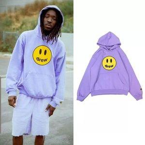 DREW HOUSE | Mascot Hoodie(Smiley Logo)/Lavender/M
